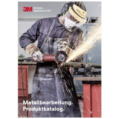 3M Produktkatalog Metallbearbeitung