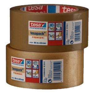 Tesa 4124 PVC-Verpackungsklebeband